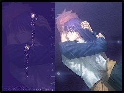 Fate Stay Night, para